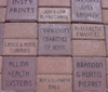 If you are looking for a great fundraising idea check out our paving stones. We will customize pavers to your specifications.